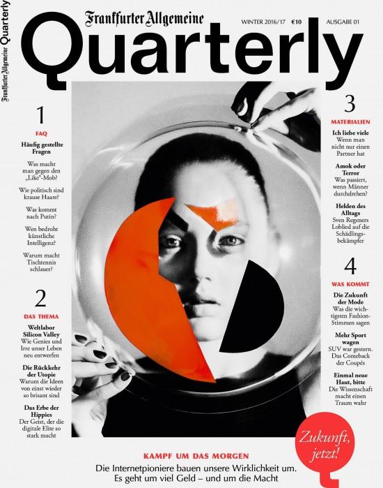 FAZ QUARTERLY COVER